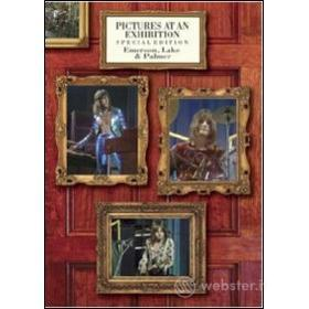 Emerson, Lake & Palmer. Pictures at an Exhibition