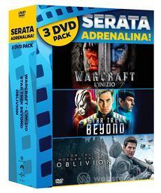 Oblivion / Warcraft / Star Trek - Beyond (3 Dvd)