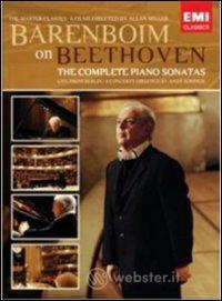 Barenboim On Beethoven. The Complete Piano Sonatas (6 Dvd)