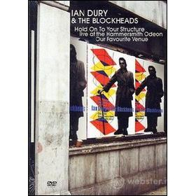 Ian Dury & The Blockheads. Hold Onto Your Structure