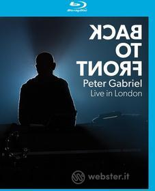 Peter Gabriel - Back To Front: Live In London (Blu-ray)