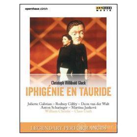 Christoph Willibald Gluck. Iphigenie en Tauride (Blu-ray)
