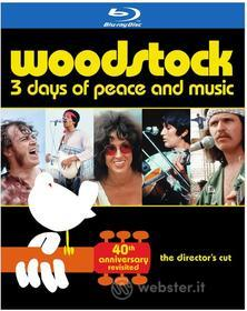 Woodstock: 40Th Anniversary (Limited Edition) - Woodstock: 40Th Anniversary (Limited Edition) (Blu-ray)