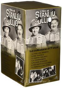 Stanlio & Ollio Cofanetto Oro (7 Dvd)