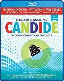 Leonard Bernstein - Leonard Bernstein'S Candide In Concert (Blu-ray)