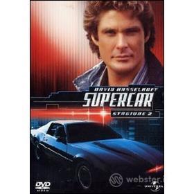 Supercar. Stagione 2 (6 Dvd)