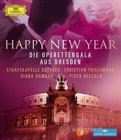 Happy New Year: Die Operettengala Aus Dresden 2013 (Blu-ray)