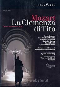 Wolfgang Amadeus Mozart - La Clemenza Di Tito (2 Dvd)