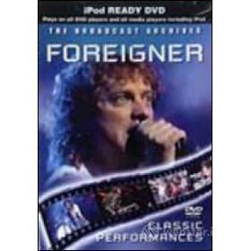 Foreigner. Classic Performances