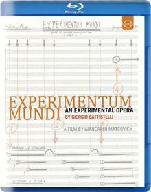 Giorgio Battistelli. Experimentum Mundi. An Experimental Opera (Blu-ray)