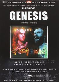 Genesis - 1970-1980 (2 Dvd)