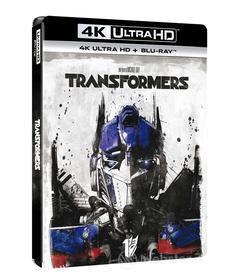 Transformers - Il Film (Blu-Ray 4K Ultra Hd+Blu-Ray) (2 Blu-ray)