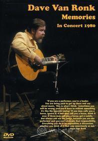 Dave Van Ronk - Memories: In Concert 1980