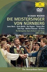 Richard Wagner. I maestri cantori di Norimberga (2 Dvd)