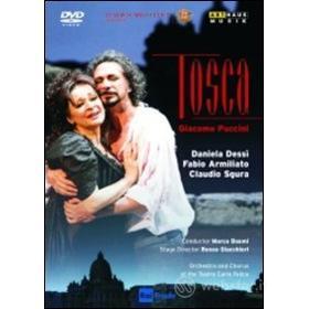Giacomo Puccini. Tosca