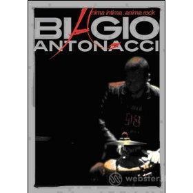 Biagio Antonacci. Anima intima. Anima rock (2 Dvd)
