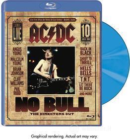 Ac/Dc - No Bull: The Directors Cut (Blu-ray)