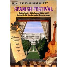 Spanish Festival. A Naxos Musical Journey