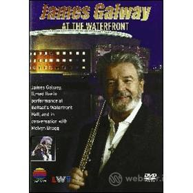 James Galway. At the Waterfront Hall in1999
