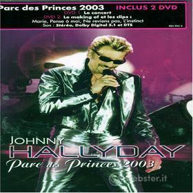 Johnny Hallyday - Parc Des Princes 2003 (2 Dvd)