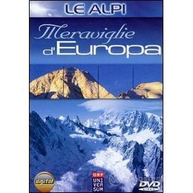 Le Alpi. Meraviglie d'Europa