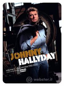 Johnny Hallyday - Les Annees 1985/2000 Vol. 3 Ltd Edition (3 Dvd)