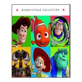 Disney Pixar Collection (Cofanetto 14 dvd)