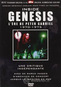 Genesis - La Critique 1970-1975