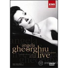 Angela Gheorghiu. Live From Covent Garden