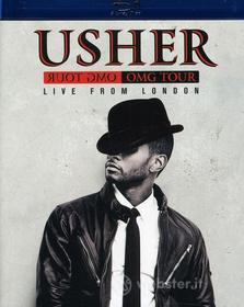 Usher - Omg Tour: Live From London (Blu-ray)
