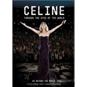 Celine Dion. Through The Eyes Of The World (Blu-ray)