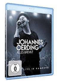 Johannes Oerding - Alles Brennt - Live In Hamburg (Blu-ray)