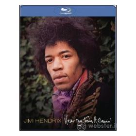 Jimi Hendrix. Hear My Train A Comin' (Blu-ray)
