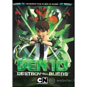 Ben 10. Destroy All Aliens