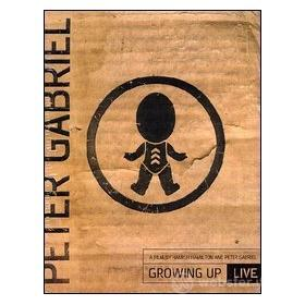 Peter Gabriel. The Growing Up. Live