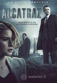 Alcatraz. La serie completa (3 Dvd)