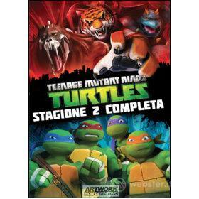 Teenage Mutant Ninja Turtles. Stagione 2 (4 Dvd)
