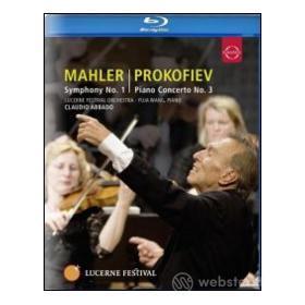 Gustav Mahler. Symphony No. 1 - Sergey Prokofiev: Piano Concerto No. 3 (Blu-ray)