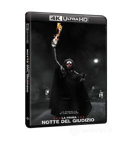 La Prima Notte Del Giudizio (Blu-Ray 4K Ultra HD+Blu-Ray) (Blu-ray)
