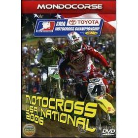 Motocross USA National 2006
