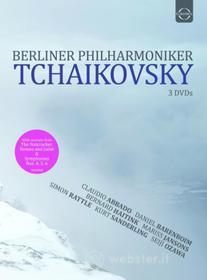 Berliner Philharmoniker. Tchaikovsky (3 Dvd)