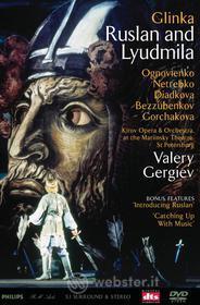 Michail Glinka. Ruslan e Ljudmilla (2 Dvd)