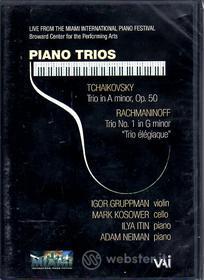 Chaikovsky Rachmaninov Piano Trio