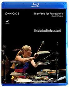 Cage / Whiting / Otte - John Cage: Works For Percussion Vol 4 (Blu-ray)