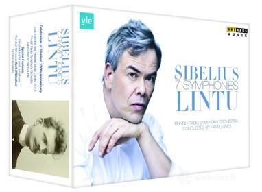 Jean Sibelius. Sinfonie (integrale) - 7 Symphonies (5 Dvd)