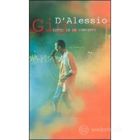 Gigi D'Alessio. Tutto in un concerto