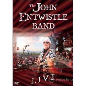 John Entwistle Band. Live
