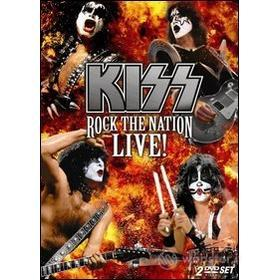 Kiss. Rock The Nation Live! (2 Dvd)
