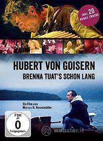 Hubert Von Goisern - Brenna Tuats Scho Lang (2 Dvd)