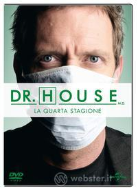 Dr. House. Medical Division. Stagione 4 (4 Dvd)